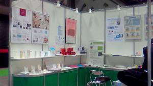 健康博覧会2010(東京ビッグサイト)に出展しました。
